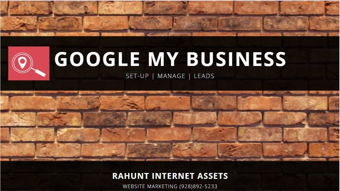 google my business set up and marketing