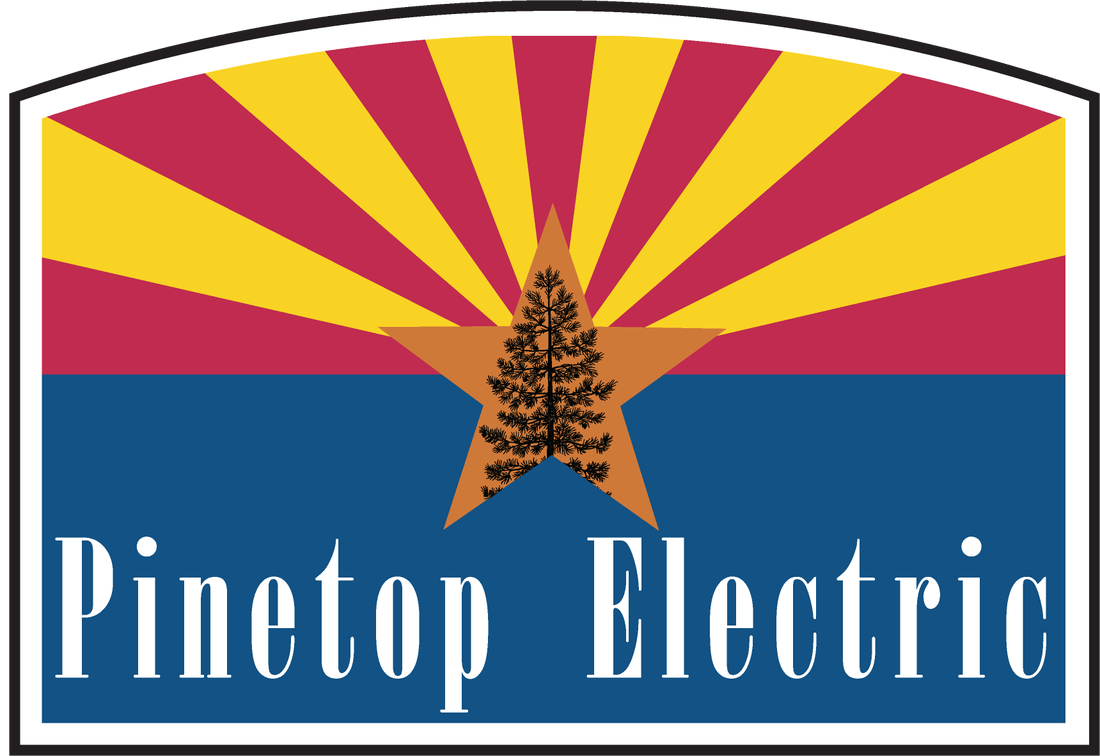 Pinetop electric LLC a local electrician - website managed by rahunt Internet assets